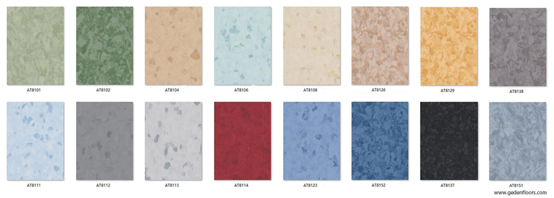anti-iodine pvc flooring roll colors ALSTON