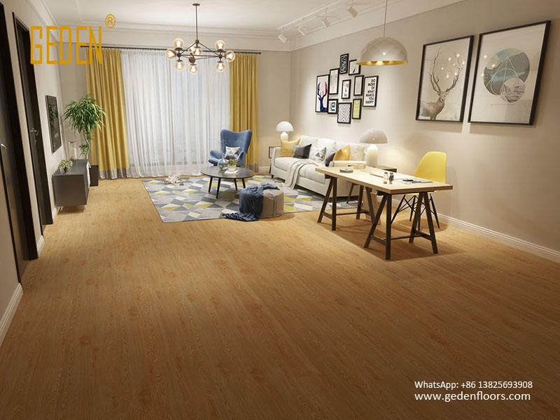 luxury vinyl plank floating floor 6602