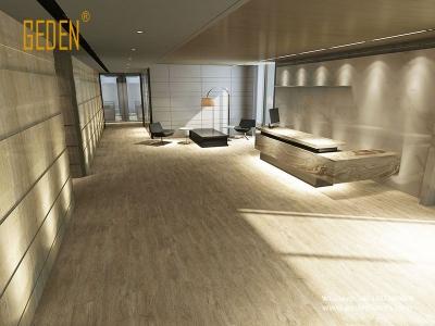 SPC rigid core vinyl flooring 6605