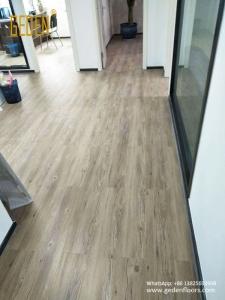commercial SPC-pvc vinyl click flooring for office 8905