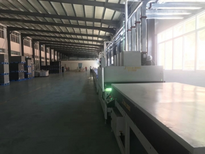 luxury vinyl flooring factory