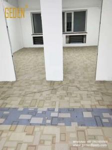 residential LVT-waterproof vinyl tile flooring