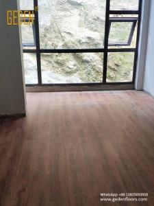 residential SPC-interlocking vinyl flooring