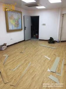 residential SPC-luxury vinyl click flooring-2