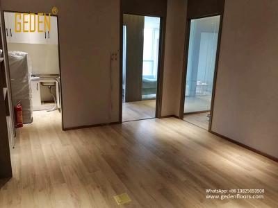 residential SPC-waterproof click vinyl floor kitchen